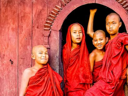 Reise in Myanmar, 0