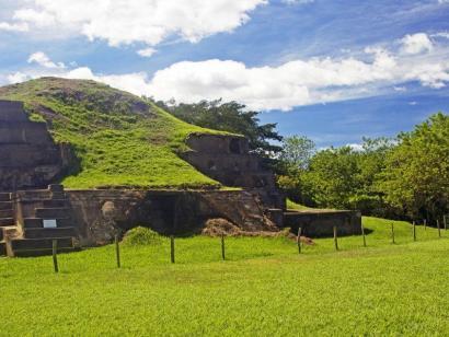 Reise in El Salvador, Vulkan Izalco