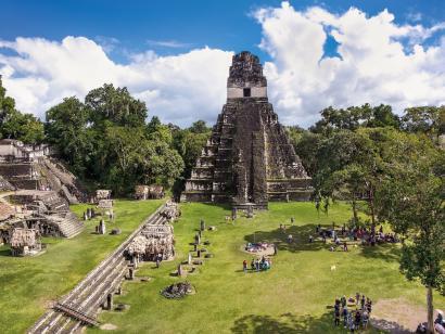 Reise in Mexiko, Mexiko, Guatemala & Belize: Höhepunkte
