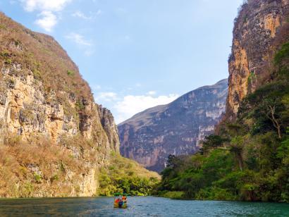 Reise in Mexiko, Sumidero_Canyon_Mexiko_Shutterstock_153960125.jpg.jpg