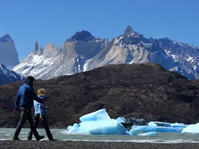 Reise in Chile, Torres del Paine Nationalpark