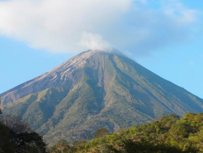 Reise in Nicaragua, Ometepe