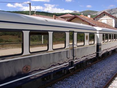 Mit dem Costa Verde Express durch das Grüne Spanien: Jakobsweg-Sonderroute Santiago de Compostela - Bilbao (2022)