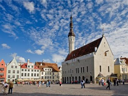 Reise in Estland, Geführte E-Bike Reise Lettland Alpinschule Innsbruck