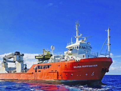 Reise in Französisch-Polynesien, MV Silver Supporter