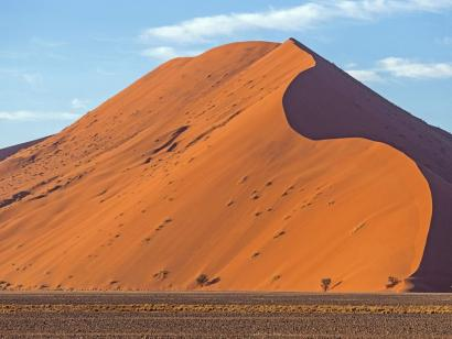 Reise in Namibia, Sandboarding in den Dünen