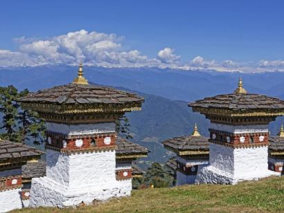 Reise in Bhutan, Paro Tigernest