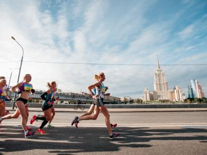 Moskau-Marathon 2020