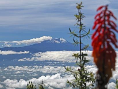 Mount Kenya, Safari und Kilimanjaro Afrikas höchste Gipfel für anspruchsvolle Trekkingfans mit Kurzsafari im Amboseli-Nationalpark