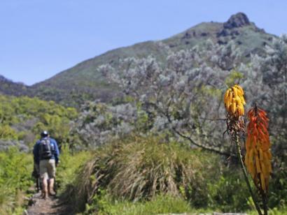 Reise in Tansania, Auf dem Weg zum Mount Meru