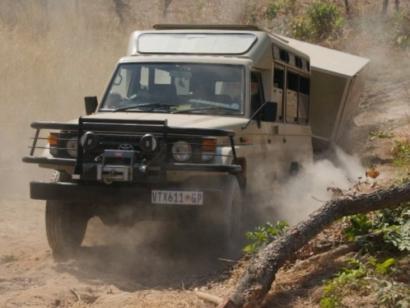 Reise in Namibia, Namibia/Botswana/Simbabwe- Rundreise durch Buschmannland, Caprivi und Victoriafälle (16 Tage Naturreise mit Übernachtungen in Lodges)