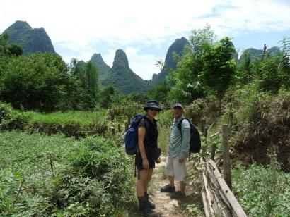 Reise in China, Natur erleben in China