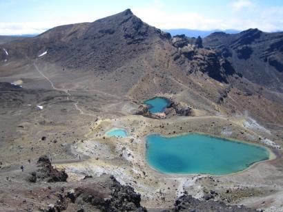 Reise in Neuseeland, Geführte Rundreise mit Wandern Neuseeland Alpinschule Innsbruck