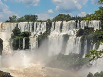 Reise in Brasilien, Naturparadiese Amazonas, Pantanal und Iguaçu-Wasserfälle