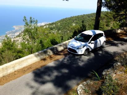 Nordzypern individuell erleben - komfortabel - Mietwagenrundreise