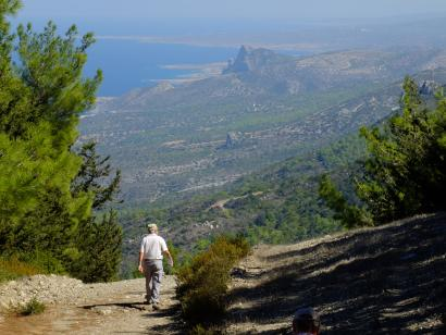 Nordzypern individuell erwandern - umfassend