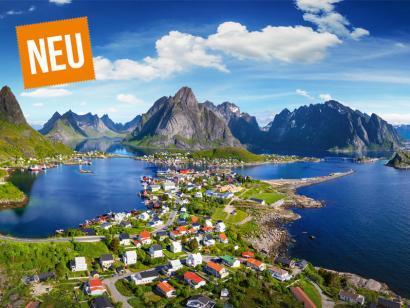 Norwegen - Wandernd die Lofoten entdecken