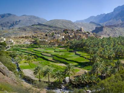 Reise in Oman, Oman:Kompakt erleben