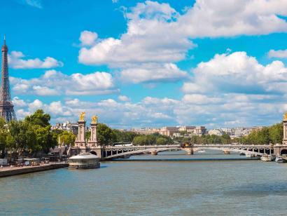 Reise in Frankreich, Paris: Städtereise