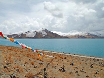 Reise in Nepal, heiliger Berg Kailash