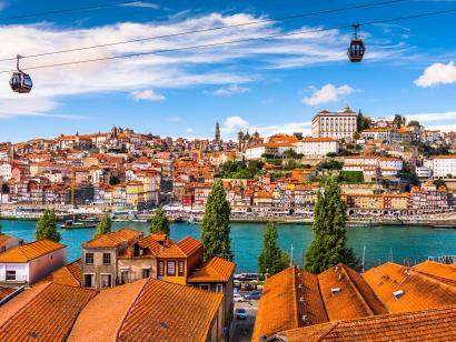 Reise in Portugal, Porto: Städtereise