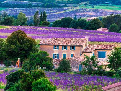 Reise in Frankreich, Provence: Höhepunkte