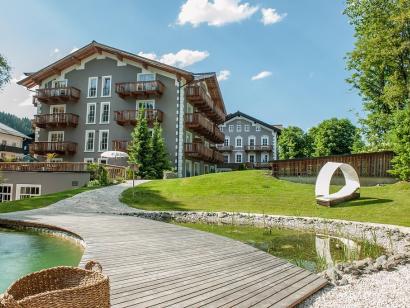 Reise in Österreich, Q! Resort: Fasten im Erholungs- und Gesundheitshotel in Kitzbühel