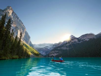 Reise in Kanada, Prince of Wales Hotel, Waterton-Lakes-Nationalpark