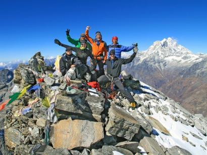Reise in Nepal, Rolwaling–Durchquerung mit Parchamo Peak (6273m) Trekkingexpedition