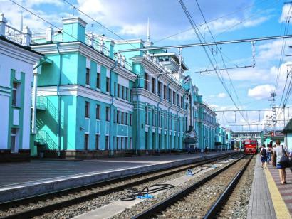 Reise in Russland, Awatscha-Bucht