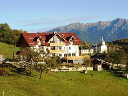 Reise in Rumänien, Geführte Rundreise mit Wandern Rumänien Alpinschule Innsbruck