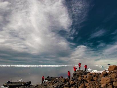 Sagenumwobenes Franz-Josef-Land Fotoreise mit Jörg Ehrlich – Eisbären und spektakuläre Natur unter professioneller Anleitung fotografieren