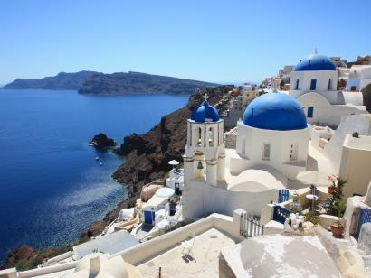 Reise in Griechenland, Santorin, Naxos & Amorgos – Perlen der Kykladen