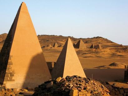 Schatzkammer der Pharaonen Alle Höhepunkte des Sudans: Abenteuerreise zu den Pyramiden, Tempeln und Palästen des antiken Nubien