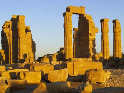 Schatzkammer der Pharaonen Kultur- und Naturrundreise