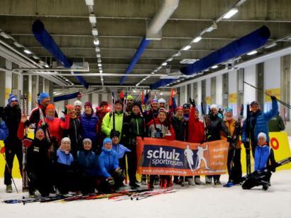 Reise in Deutschland, schulz Ski-Opening mit Schneegarantie