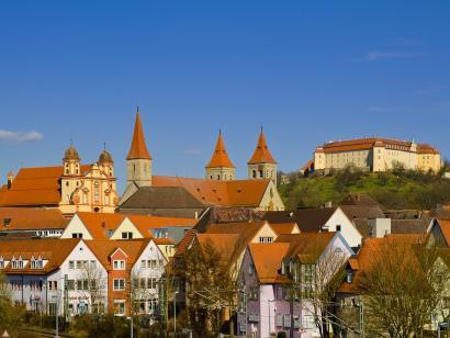 Schwäbische Alb:Entspannt & aktiv über Ellwangen