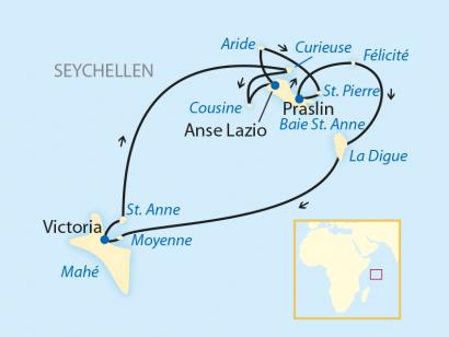 Reise in Seychellen, Seychellen - Reise zu den Inseln des Überflusses (2020/2021)