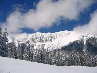Reise in Rumänien, Schneeschuh & Winterwandern Rumänien Alpinschule Innsbruck