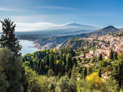 Sizilien:Höhepunkte mit Flair