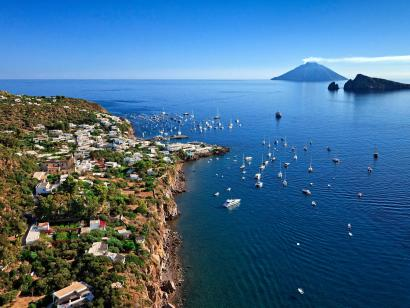 Reise in Italien, Sizilien & Äolische Inseln: Entspannt Erleben