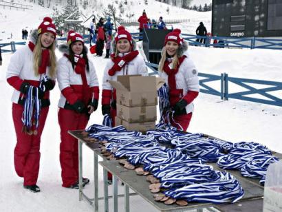 Reise in Finnland, Skimarathon Finlandia Hiihto 2021