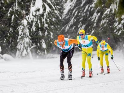 Reise in Tschechien, Skimarathon Jizerská padesátka - Isergebirgslauf 2021