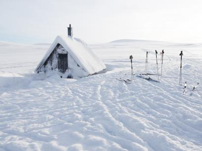 Reise in Schweden, Skitour Kungsleden: Von Grövelsjön nach Tänndalen