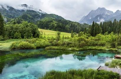 Reise in Slowenien, Slowenien individuell - Am Alpe Adria Trail