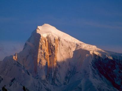 Reise in Pakistan, Spantik (7027m) Bergexpedition über die eindrucksvolle Normalroute
