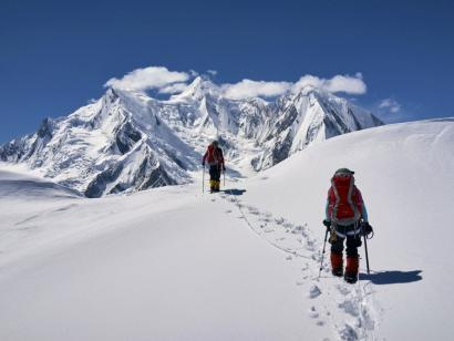 Spantik (7027m) Bergexpedition über die Normalroute mit 3 Hochlagern