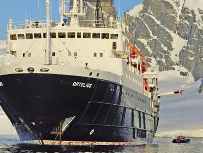 Reise in Norwegen, Spitzbergen-Expedition ins Packeis (2021)