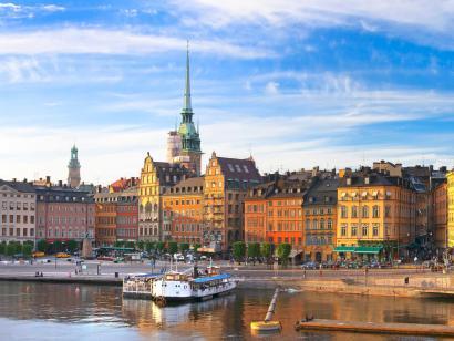 Reise in Schweden, Stockholm: Städtereise