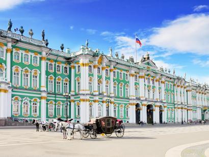Reise in Russland, St. Petersburg: Die ausführliche Städtereise